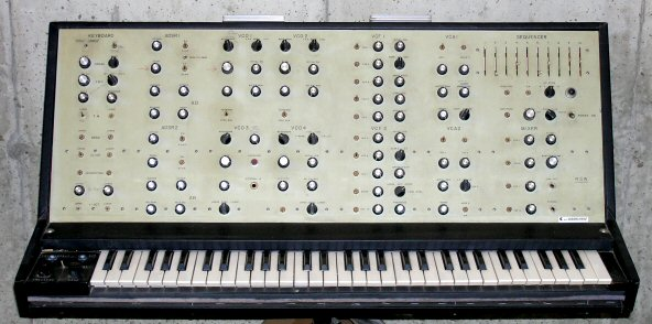 Home-made synthesizer