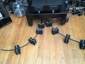 Testing Loudspeaker Isolation Products