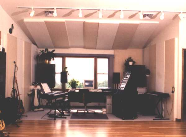 Marvelous Acoustic Treatment And Design For Recording Studios And Listening Largest Home Design Picture Inspirations Pitcheantrous