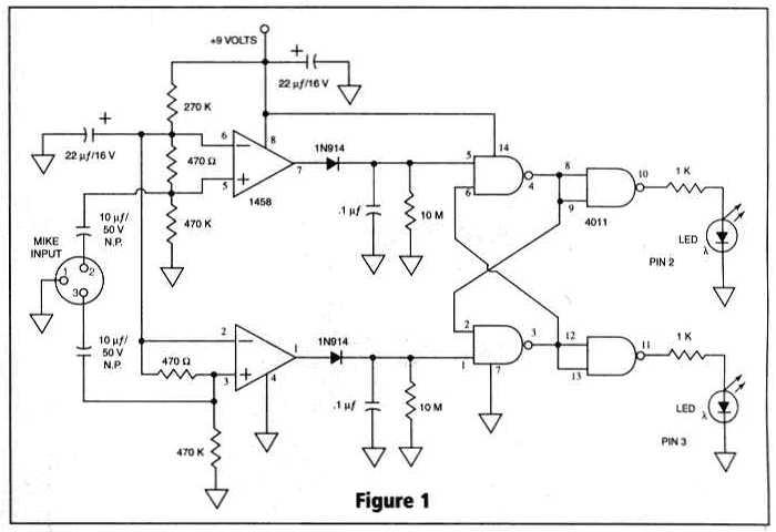 Speaker Polarity Checker : Build a microphone polarity tester